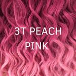3T PEACH PINK